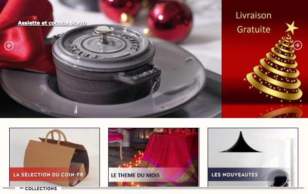 Coin-fr.com : produits made in France pour la maison