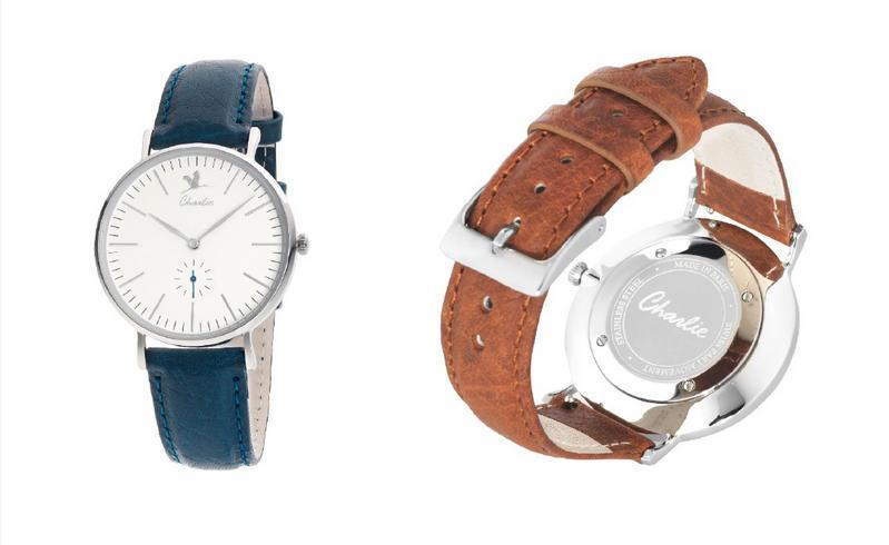 Charlie Watch : montres sobres, élégantes et made in Paris
