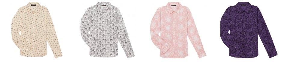 Chemises et chemisiers made in France, Agnesb