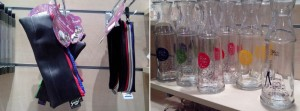 Trousses made in France, carafe Eau de Paris, made in France