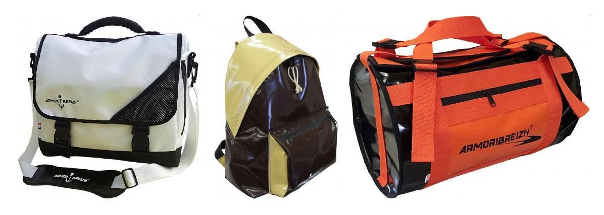 Armoribreizh, sacs étanches made in France