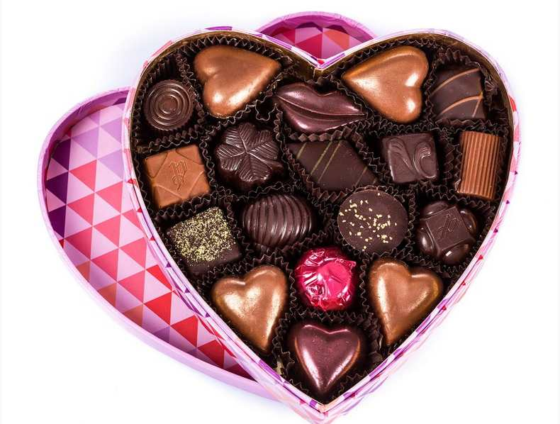 Pour la Saint-Valentin, offrez des chocolats made in France