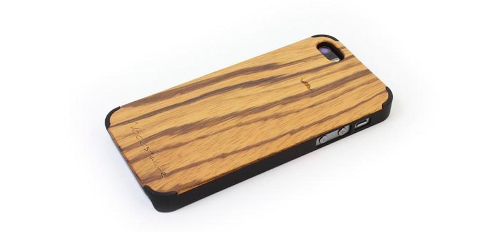 Woodstache : accessoires en bois made in France pour appareils nomades venus ailleurs