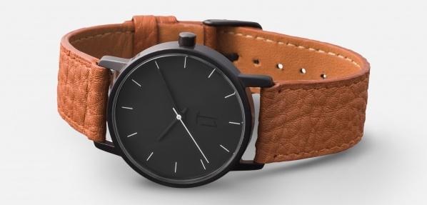 La Trotteuse, une montre simple, élégante et assemblée en France