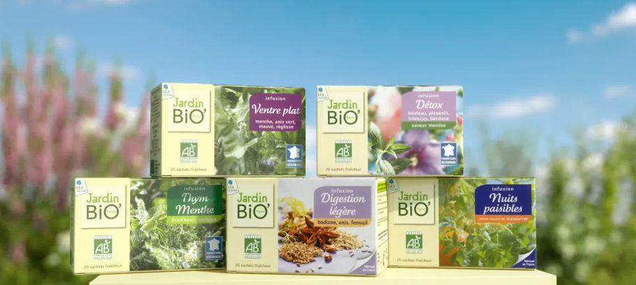 Les produits Jardin bio sont en grande partie fabriqués en France.