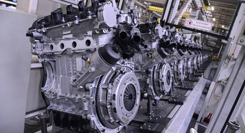 Moteurs conçus par PSA et BMW et fabriqués en France. © PSA