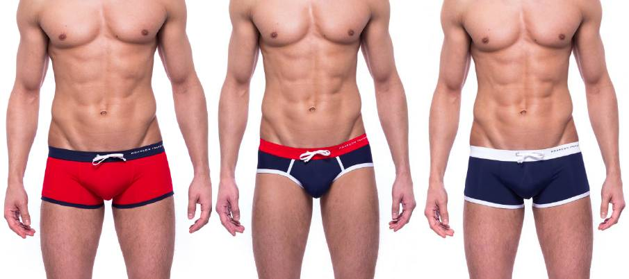 Garcon francais, maillots de bain homme made in France