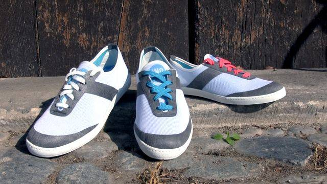 Insoft lance Ino Air, un sneaker léger, aéré et made in France