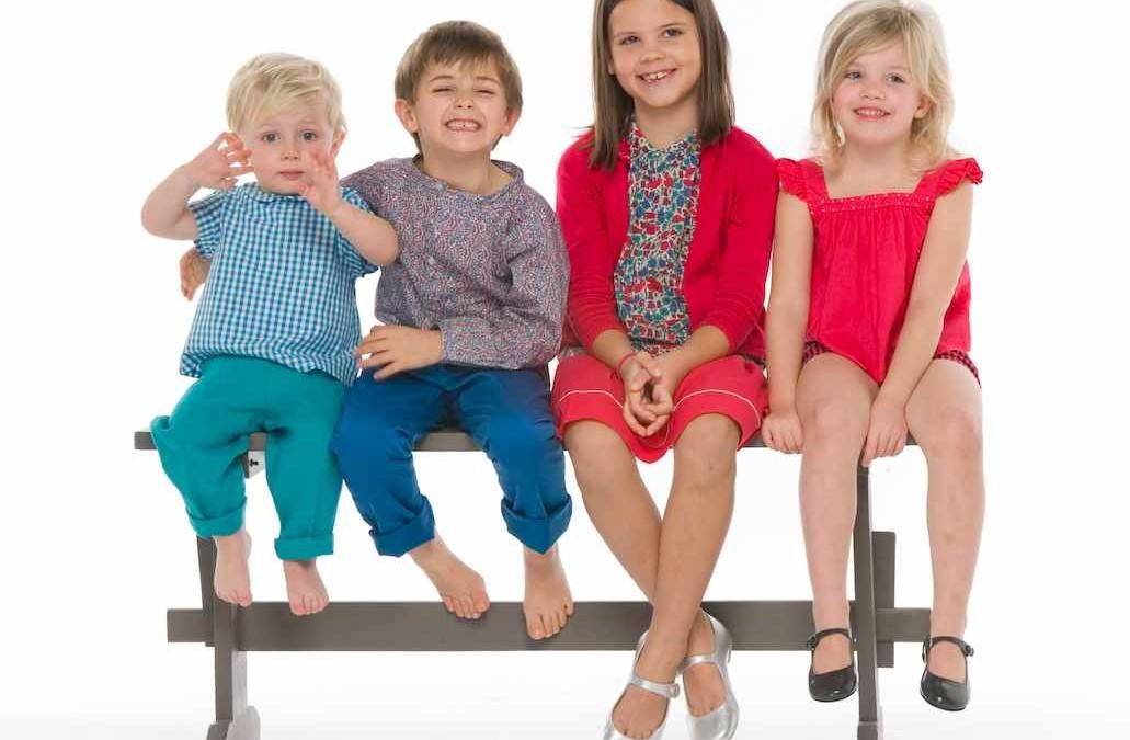 Vêtements enfants made in France : – 15 % chez Marie Puce