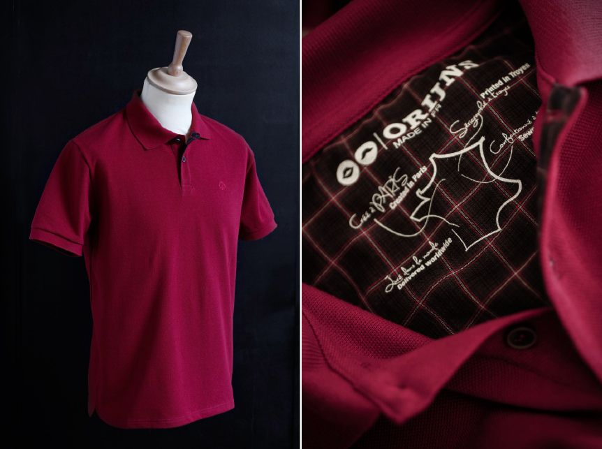 Polos made in France, Orijns