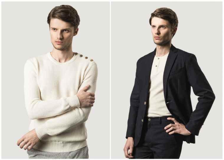 De Bonne facture : tenues haut de gamme et made in France pour homme