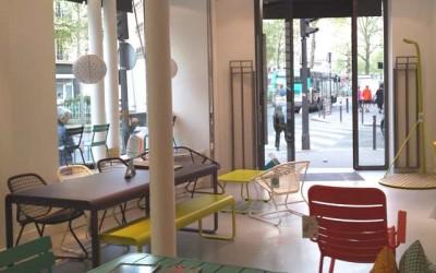 Meubles de jardin made in France : nouvelle boutique Fermob à Paris
