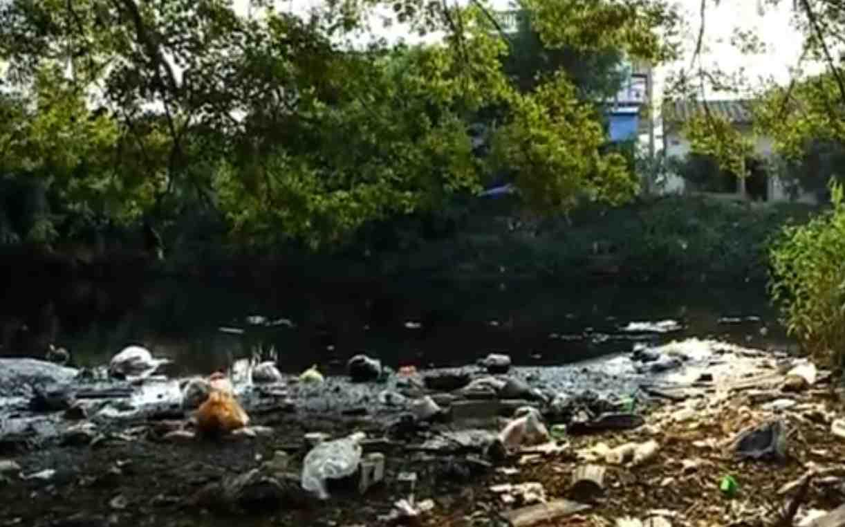 Pollution due à l'industrie textile : aucune usine chinoise ne respecterait les normes environnementales…