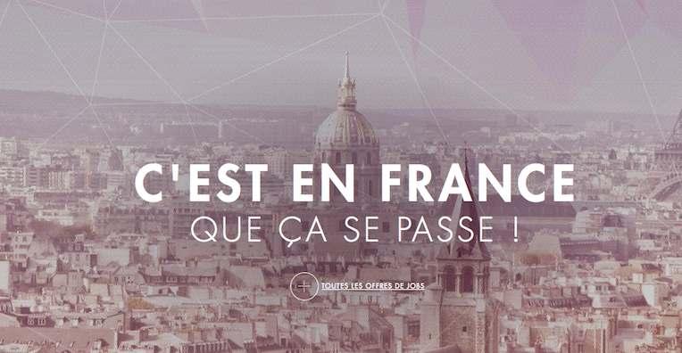 Dix start-up françaises se mobilisent pour faire revenir les expats'