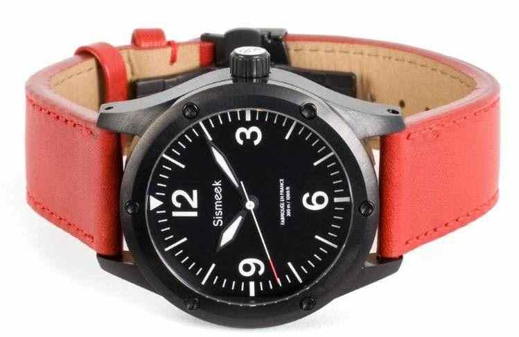 La Sismeek Sea Diver, une montre élégante, robuste et assemblée en France