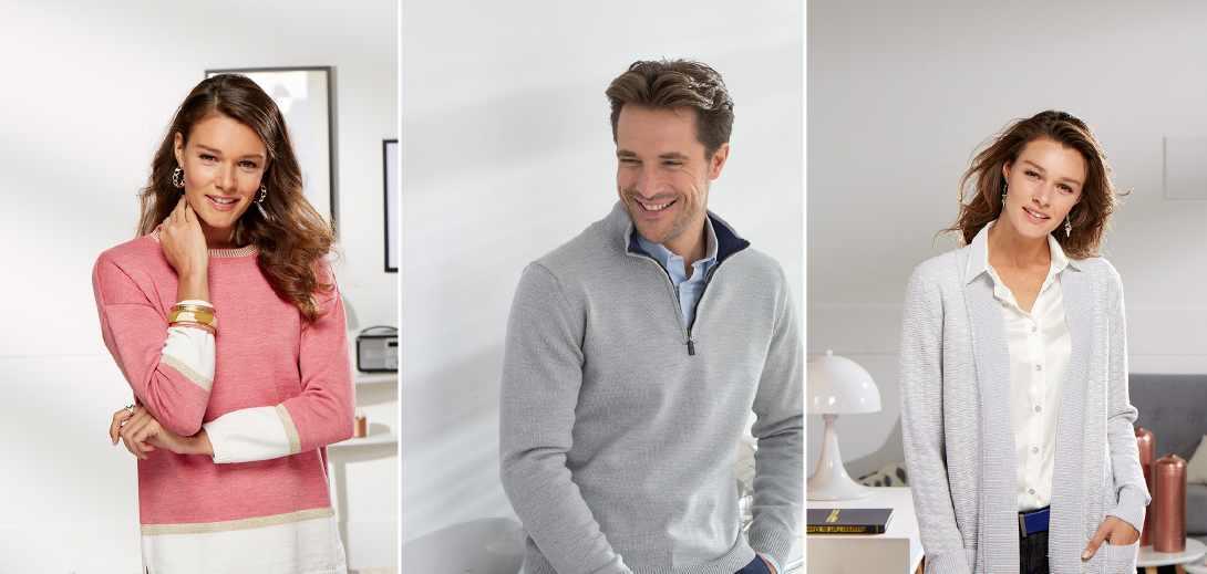 Bernard Solfin, habillement made in France pour homme et femme