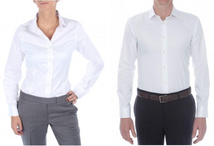 Bruce Field, chemises et chemisiers made in France
