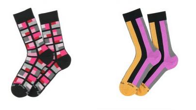 Achile, chaussettes fantaisie made in France pour toute la famille
