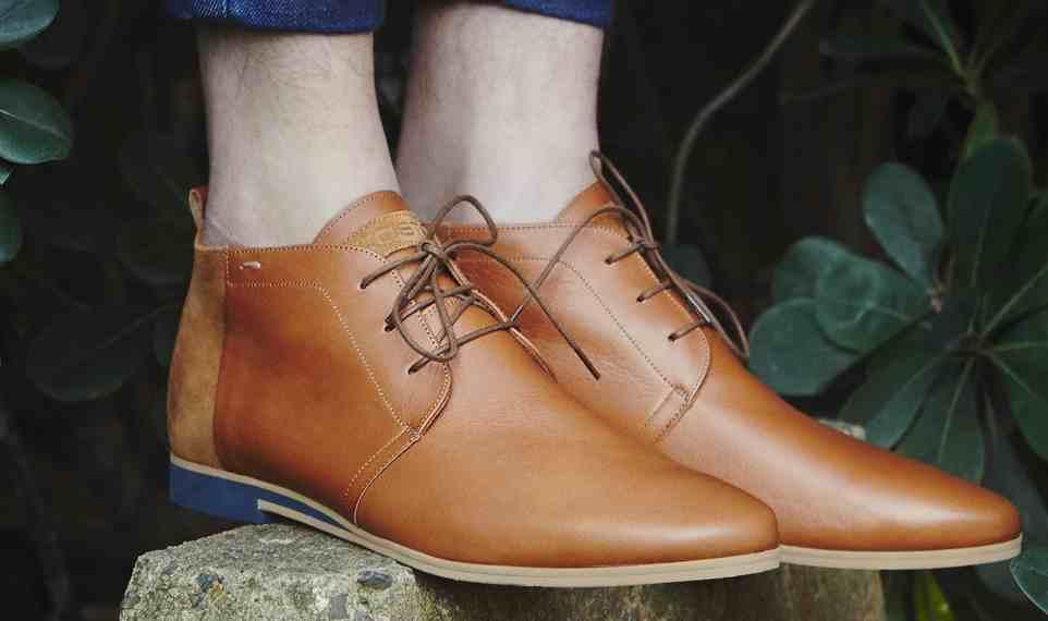 Kost, chaussures urbaines et décontractées fabriquées en France