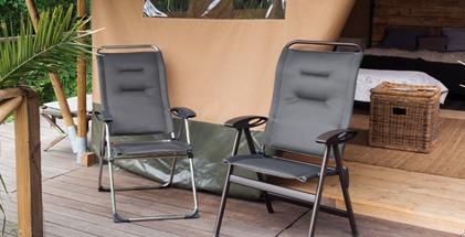 Lafuma, mobilier de camping et d'extérieur fabriqué en France