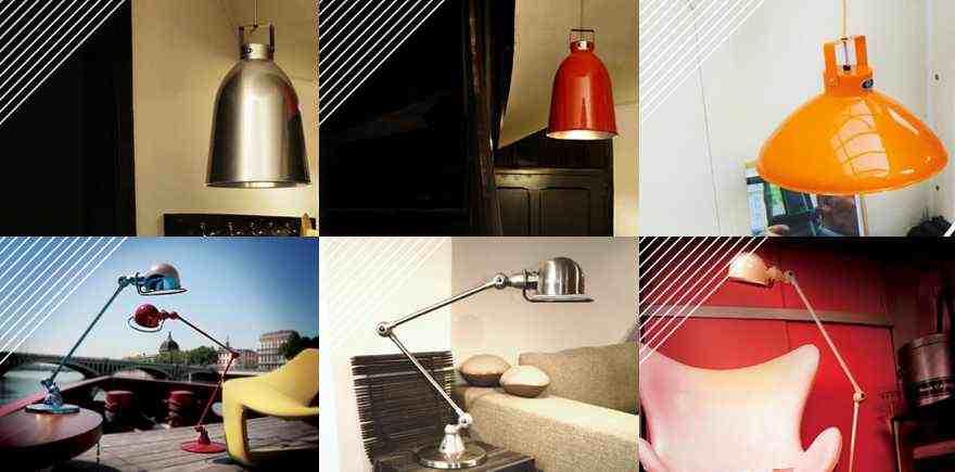 Luminaire made in France : quelques soldes sur les lampes Jieldé