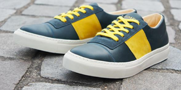 Luhmen, nouveaux sneakers haut de gamme fabriqués en France