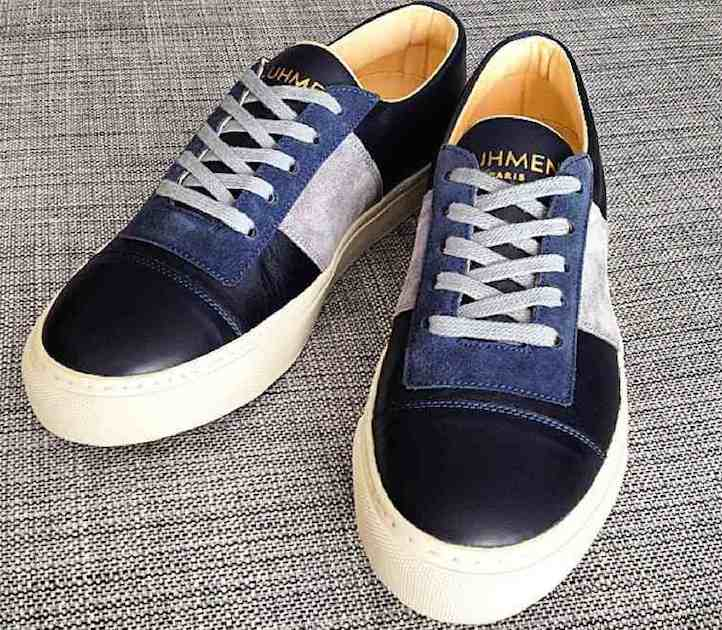 Luhmen sneakers haut de gamme made in France