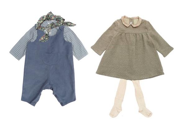 Marie Puce, tenues enfant fabriquees en France