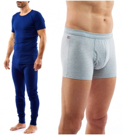 Arthur, sous-vetements homme en partie made in France