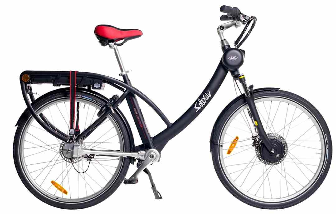 Solexity, velo electrique made in France