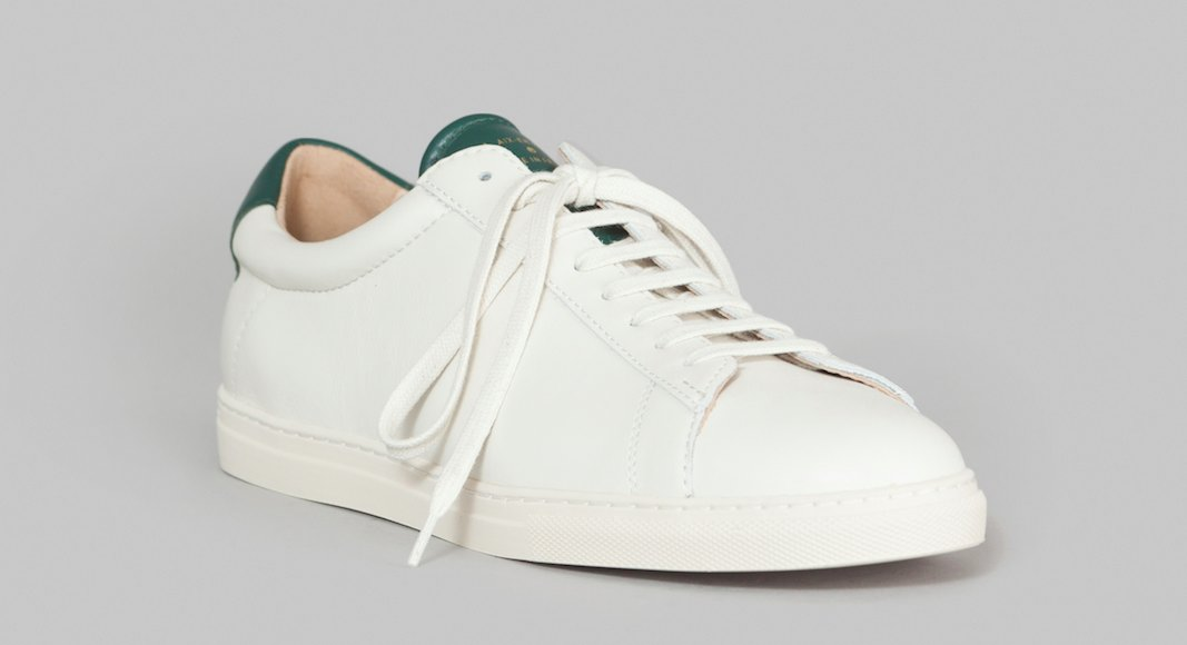 Zespa, sneakers made in France en cuir