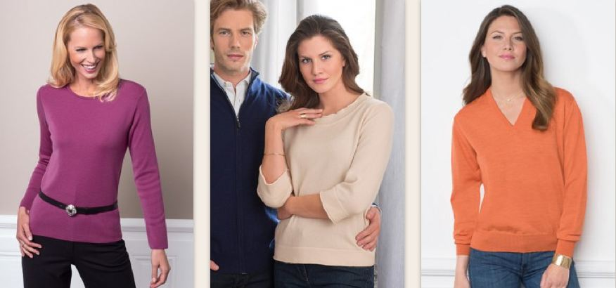 Bernard-Solfin-pulls made in France pour homme et femme