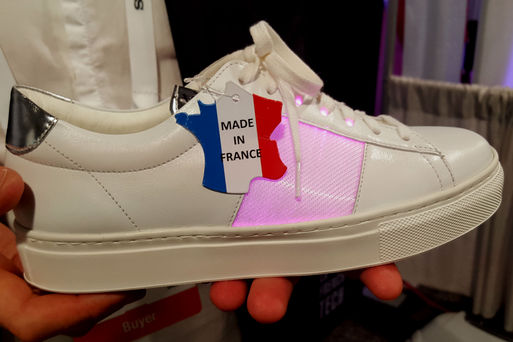 """Eram : bientôt un sneaker caméléon """"made in France"""" ?"""