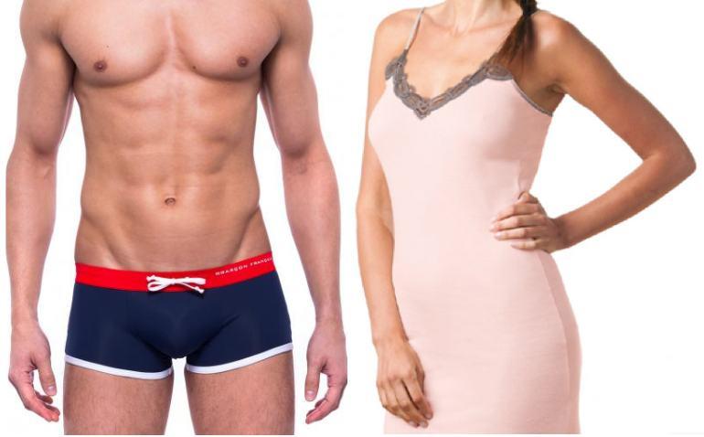 Sous-vêtements «made in France» : soldes chez Lemahieu et Garçon français