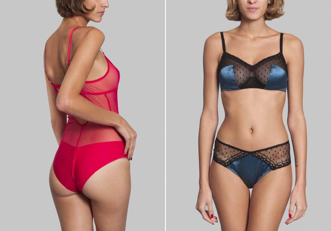 Madame Aime, lingerie fine fabriquée en France