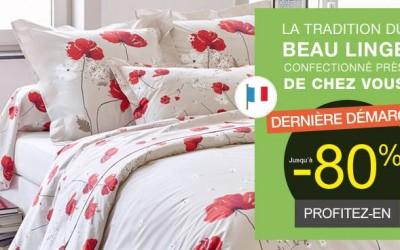 Camif : remise supplémentaire sur le linge de maison «made in France»