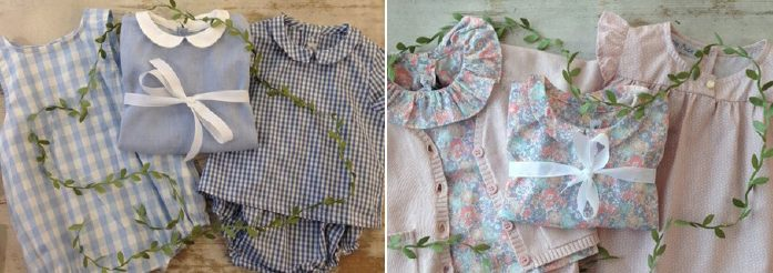 Marie Puce, tenues made in France pour fille et garçon