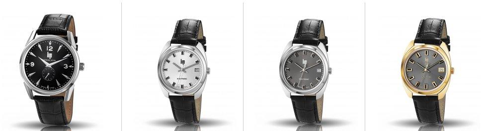 Lip, montres fabriquees en France