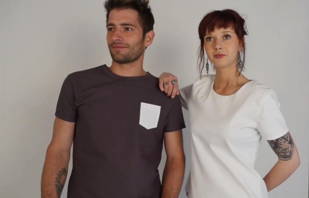 Le t-shirt Propre, bio et fabriqué en France