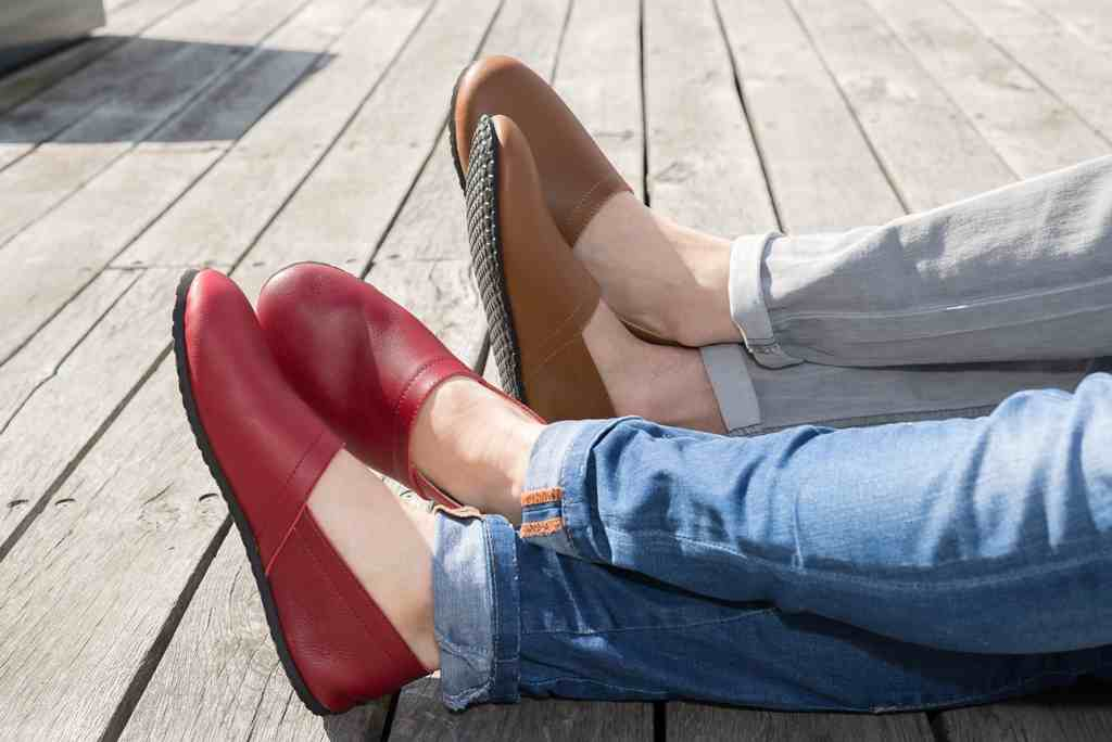 So Softde Softin-espadrille cuir made in France