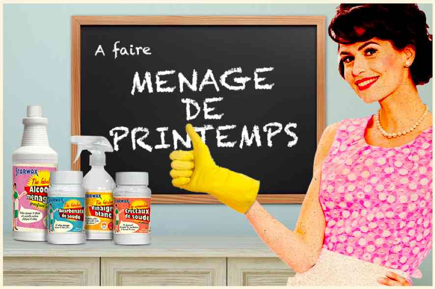 "Starwax, produits d'entretien ""made in France"""