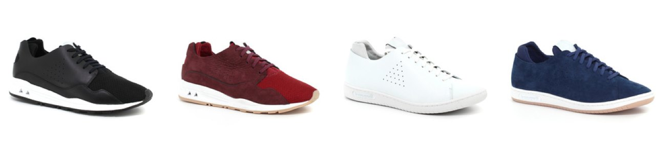 Sneakers made in France, LE Coq Sportif