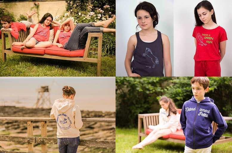 Naturellement Petits, vêtements enfants made in France