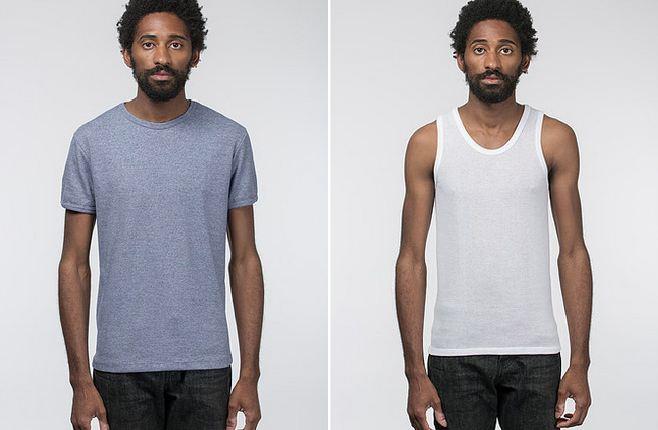 Maison Cornichon : t-shirts basiques, solides, confortables et «made in France»
