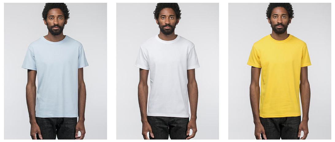 Maison Cornichon, t-shirts homme made in France