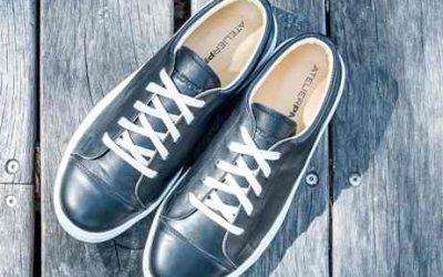 Nouveaux sneakers «made in France» chez Atelier PM