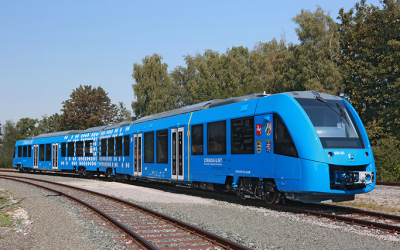 Ni électrique ni Diesel, voici le train à l'hydrogène d'Alstom