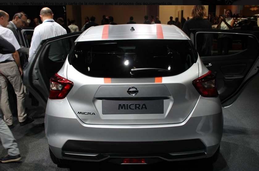 Nissan Micra : l'autre Japonaise made in France