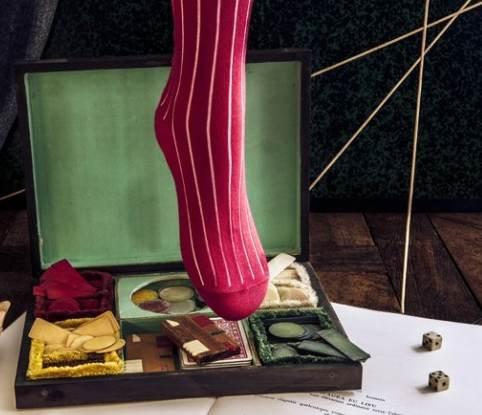 Royalties : chaussettes haut de gamme fabriquées en France