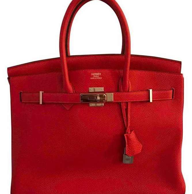 S'offrir un sac Hermès, mais d'occasion